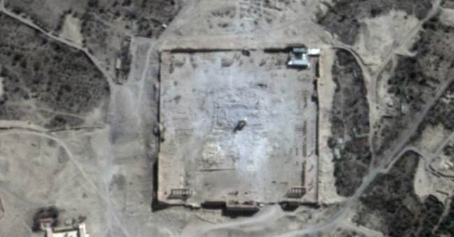 "UN: Satellite images show Temple of Bel in Syria ""destroyed"""