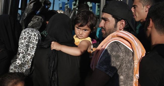 Greek coast guard picks up nearly 2,500 migrants in 3 days