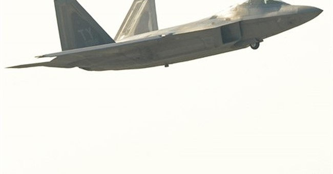 2 US F-22 fighter jets in Poland for exercises with ally