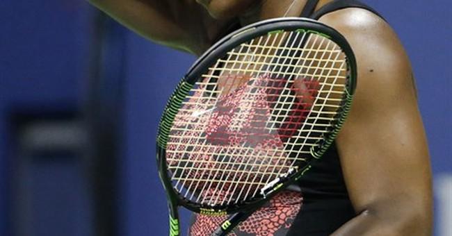 Serena faces No. 110 Bertens at US Open in Slam pursuit