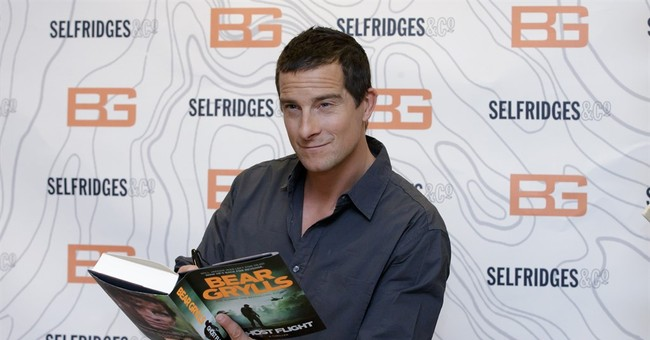 President to take wilderness trip with Bear Grylls