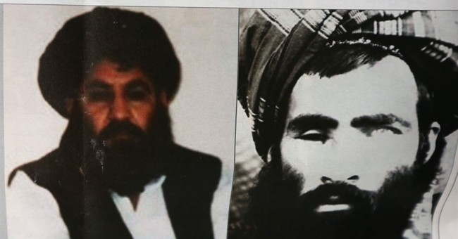 Afghan Taliban offer leader's biography amid power struggle