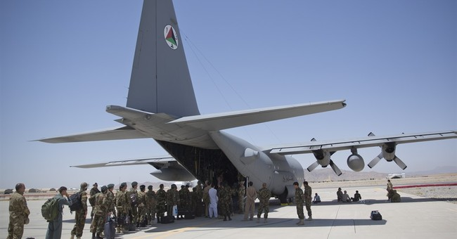 Afghan airfields built for war seen as economic hubs