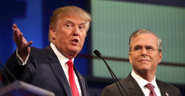 Trump video goes after Bush on immigration