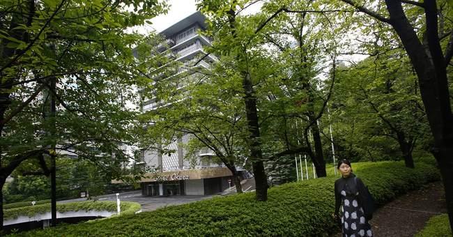 Japan bids adieu to landmark that hosted presidents, stars
