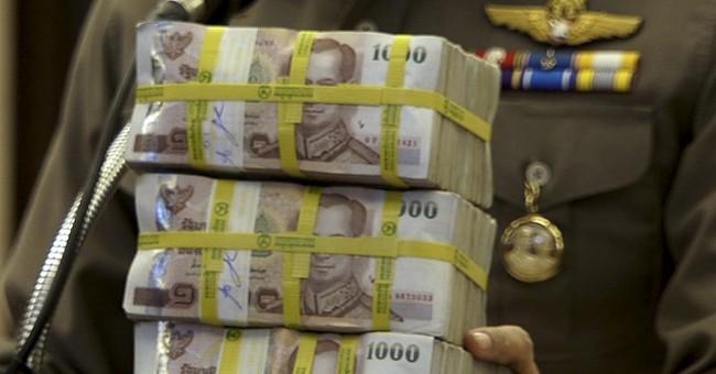 Thai police award themselves $84K for arrest of bomb suspect