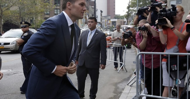 No settlement: Goodell, Brady await 'Deflategate' ruling