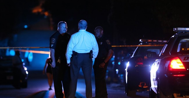 Police officer shot after responding to wrong home