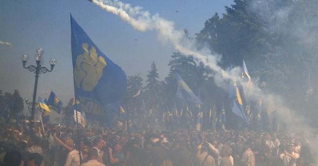 Ukraine's parliament shows cracks over devolving powers