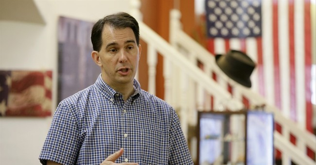 Walker, in office since 25, denies he's a career politician