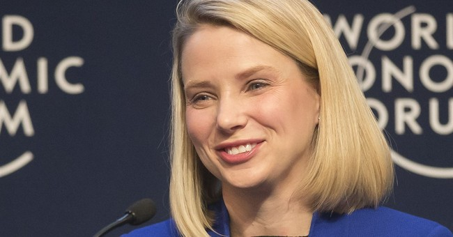 Yahoo CEO to give birth to twins while tackling turnaround
