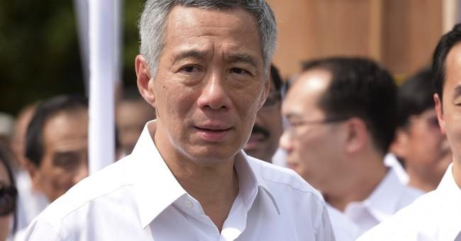 Singapore's ruling party in unprecedented electoral contest