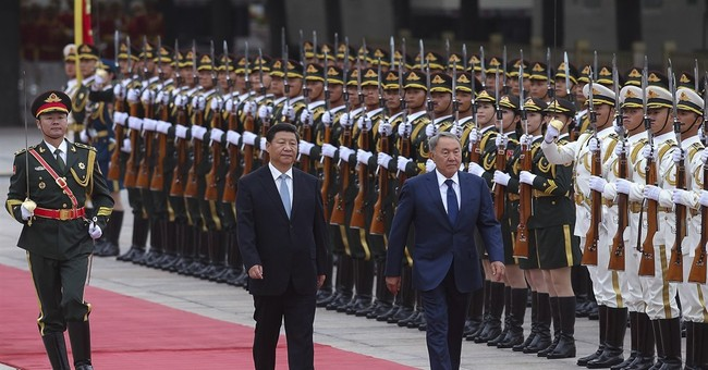 China parade draws Putin, but few other major world leaders