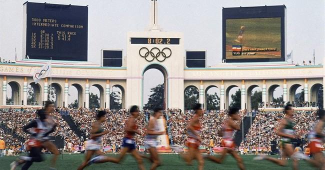 USOC endorses Los Angeles for 2024 Olympics bid