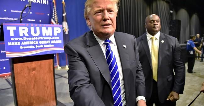 AP sources: GOP seeks pledge to avert Trump third-party run