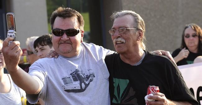 Man who got life for marijuana charge goes free in Missouri