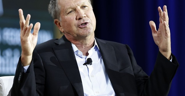 Ohio Gov. Kasich opposes changing name of Mount McKinley