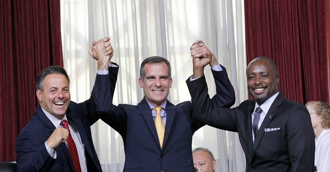 Los Angeles back from dead as US candidate for 2024 Olympics