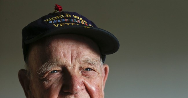 WWII vet transmitted news of Japanese surrender 70 years ago