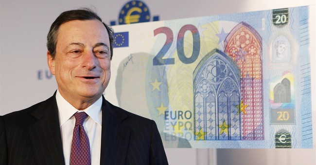 Wobbly euro economy may get bigger push from central bank