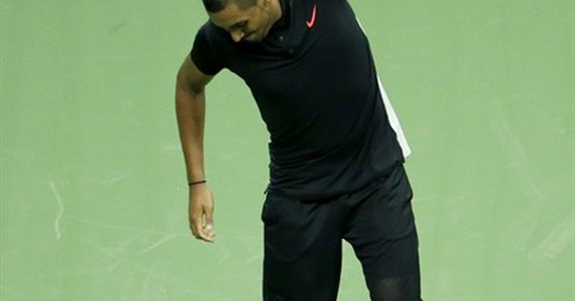 Steady in face of Kyrgios' 'antics,' Murray wins at US Open