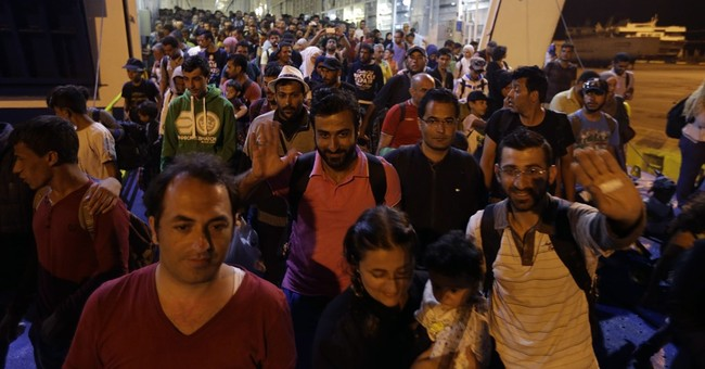 Greece announces measures for refugees on islands