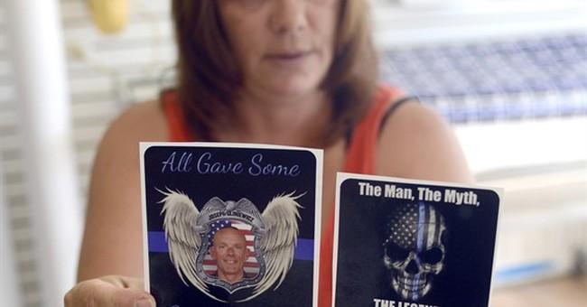 Vigil held for Illinois police officer nearing retirement
