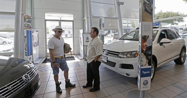 Car deals abound _ if you want a 2015 model