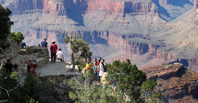 National parks seeing huge spikes in visitation this year