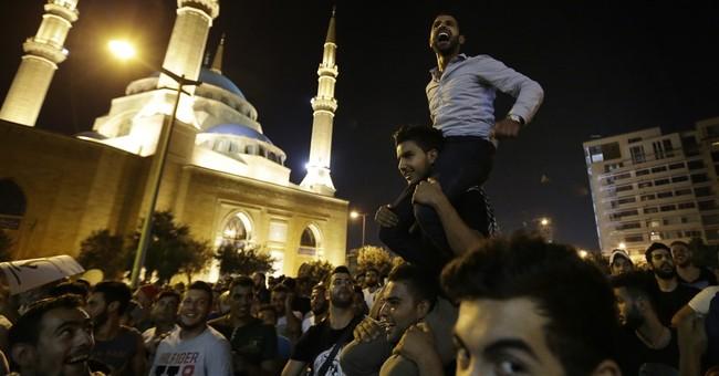 Lebanese interior minister warns trash crisis protesters