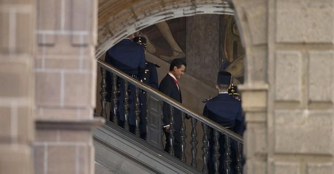 Mexico's president acknowledges distrust,  fear