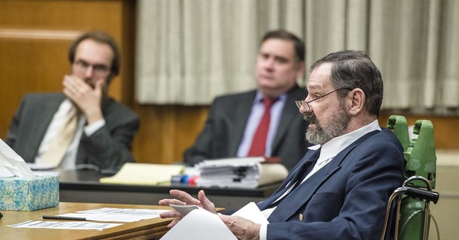 Son of man convicted in Jewish site shootings testifies