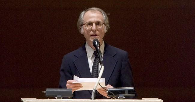 Don DeLillo receiving honorary National Book Award