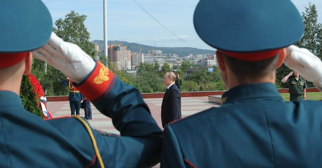 Russia's Putin commemorates victory over Japan in WWII