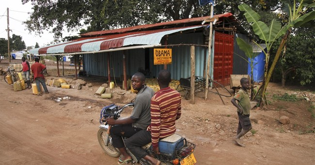 Africa's Deadwood: The gold rush is on in Uganda