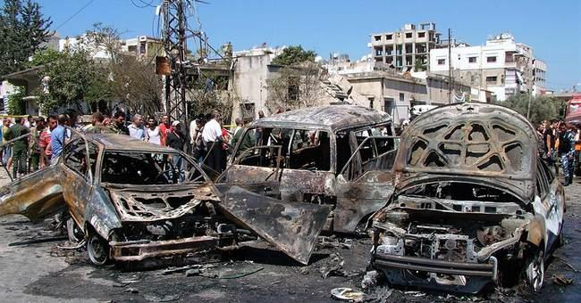 State media: Car bomb in Syrian port city kills 10