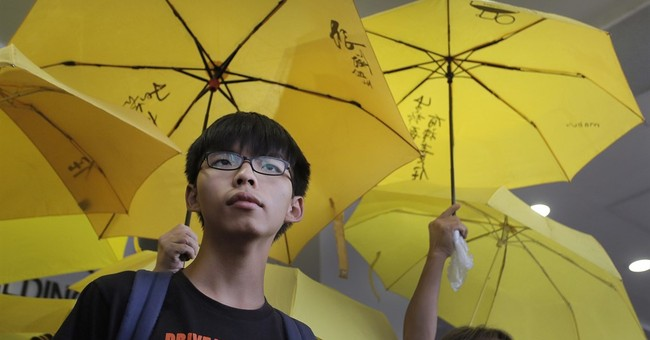 Hong Kong teen faces trial over pro-democracy protest