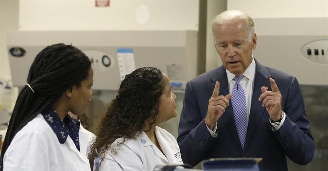 Biden testing political waters in Florida