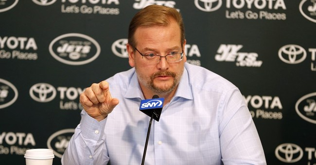 Jets' Maccagnan goes from behind scenes to sudden celebrity