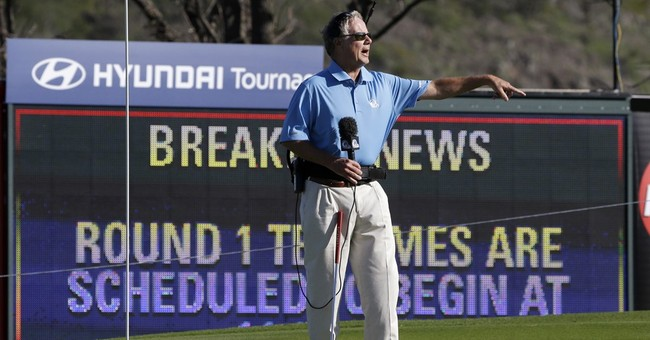 NBC golf analyst Rolfing battling cancer
