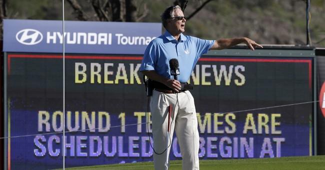 NBC golf analyst Rolfing battling cancer