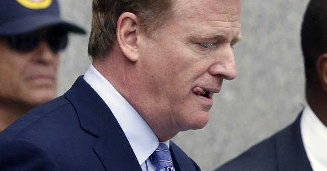Goodell unwilling to give up final say in discipline process