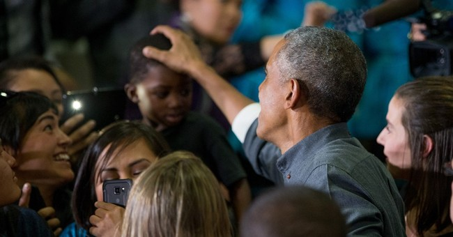 In Alaska, Obama becomes 1st president to enter the Arctic