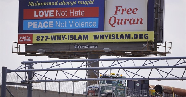 US Muslims hope new billboards reclaim Islam's message