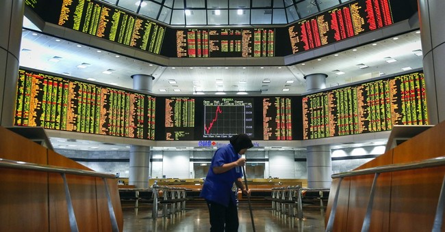 Global stocks gain; Europe's central bank promises support