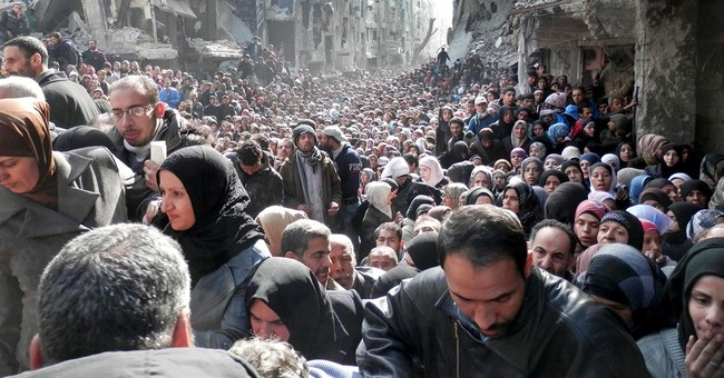 Q&A: Syria's civil war at the root of migrant crisis
