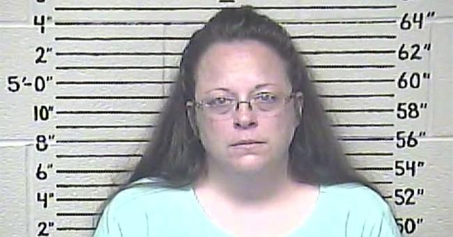 Kentucky clerk appeals her jailing over gay marriage