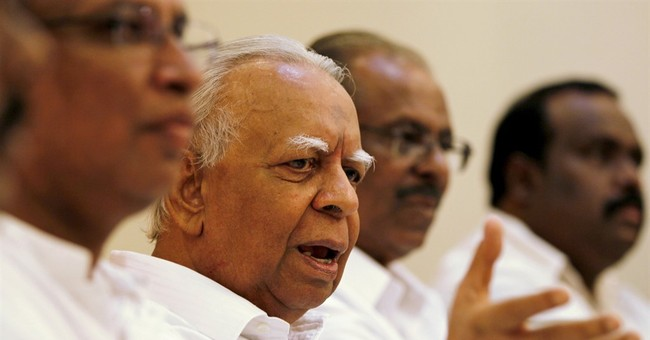 Tamil becomes opposition leader in Sri Lanka's Parliament