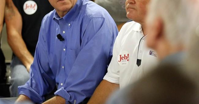 Bush: Trump 'too pessimistic,' will lead GOP to defeat