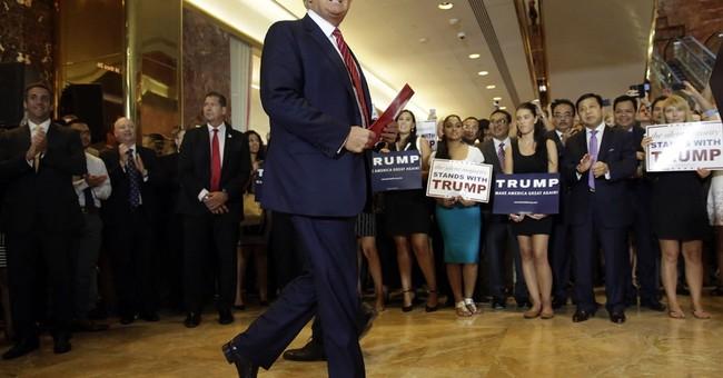 Trump vows no third-party bid, will back GOP primary winner